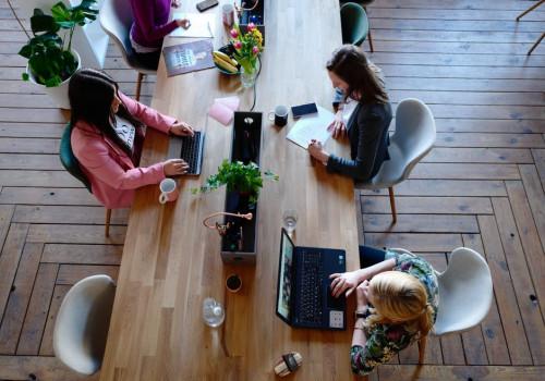 4 tips om de juiste kantoorinrichting te kiezen